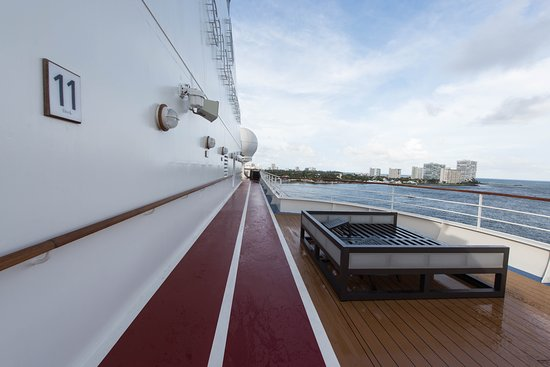 Jogging Track on Silver Muse