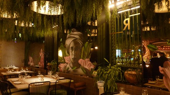 Interior Do Restaurante Picture Of Raimunda Madrid