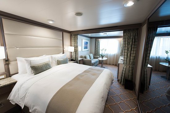 The Vista Suite on Silver Muse