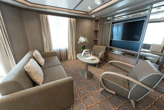 The Grand Suite on Silver Muse
