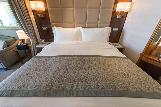 The Penthouse Suite on Seven Seas Navigator