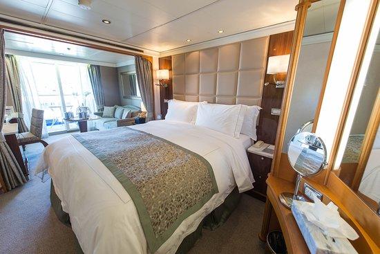 The Penthouse Suite on Seven Seas Navigator