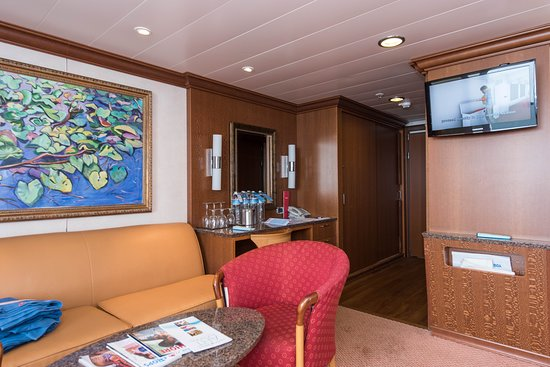 The Grand Suite on Carnival Miracle
