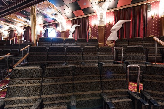 Phantom Theater on Carnival Miracle