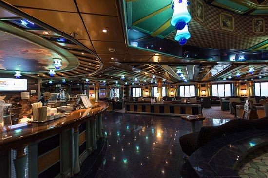 Coffee Bar on Carnival Miracle