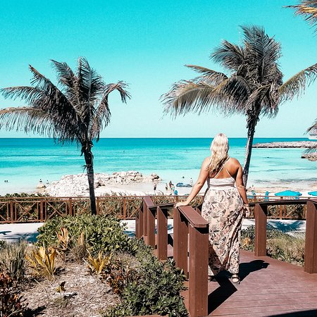 Berry Islands: I totally loved stopping on Great Stirrup Cay while cruising the Bahamas with Norwegian Cruise Lines (NCL) - even drinks and food are included on the island as well. Just bring your towel and plenty of sunscreen and you will experience your Carribean dream day! :)