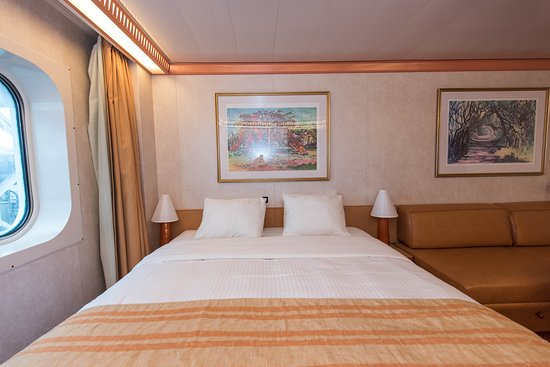 The Ocean-View Cabin on Carnival Miracle