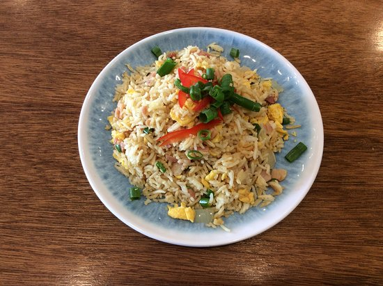 Holloways Beach, Αυστραλία: Franki's special fried rice