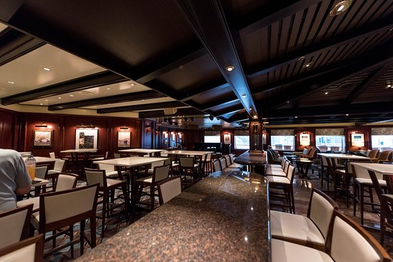 The Salty Dog Gastropub on Emerald Princess