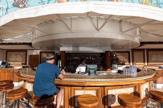 Calypso Bar on Emerald Princess