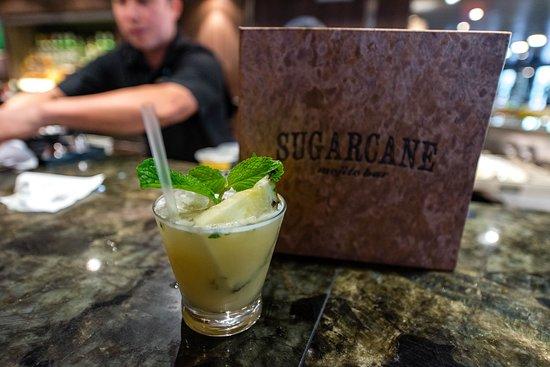 Sugarcane Mojito Bar on Norwegian Dawn