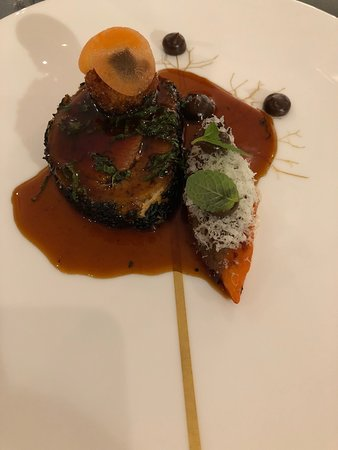 Taste sensation couple with fantastic service!