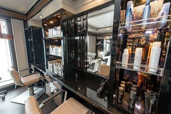 Beauty Salon on Norwegian Dawn