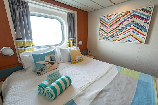 The Family Ocean-View Cabin on Norwegian Dawn