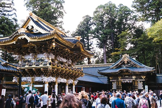 Nikko National Park Day Trip from...