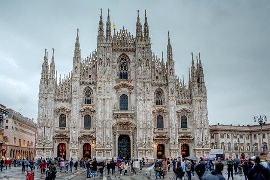 Keine Warteschlangen - Mailand...