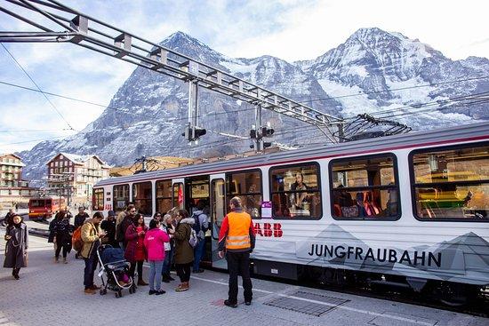 Swiss Alps Day Trip from Zurich...