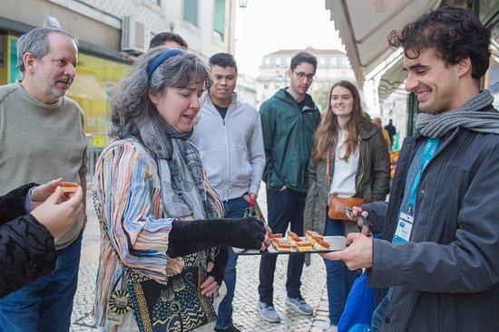 Lisbon Small-Group Portuguese Food...