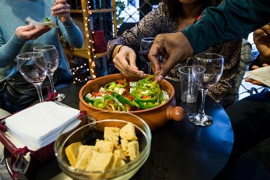 Atene, tour gastronomico privato, a