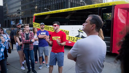 Chicago Crime and Mob Tour