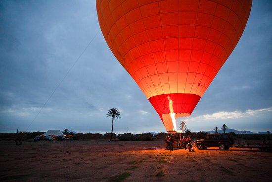 Atlas Mountains Hot Air Balloon Ride...