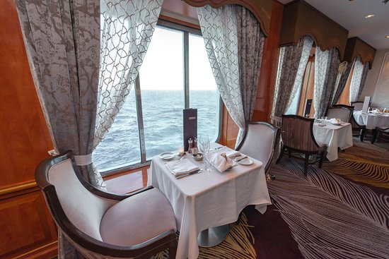 Venetian Restaurant on Norwegian Dawn