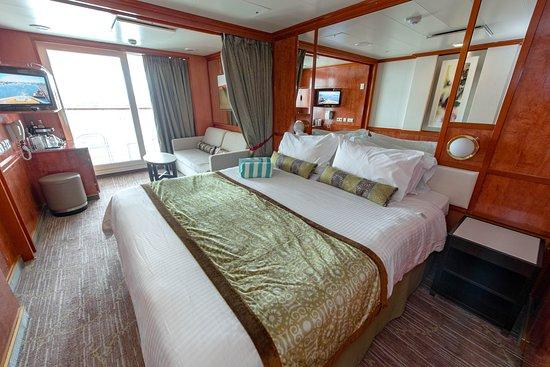 The Mini-Suite on Norwegian Dawn
