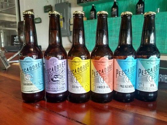 Fábrica Casa Cervecera Pescadores