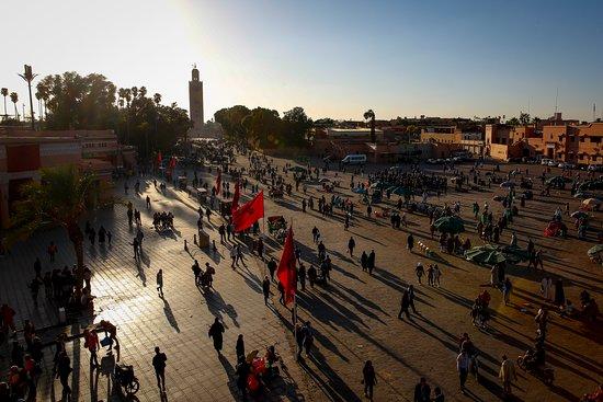 Marrakech City Tour: Private Half-Day...