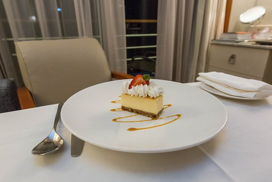Room Service on Silver Cloud Expedition