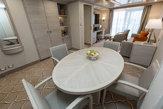 The Silver Suite on Silver Cloud Expedition