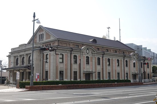 Former Sasebo Chinjufugaisen Memorial Hall