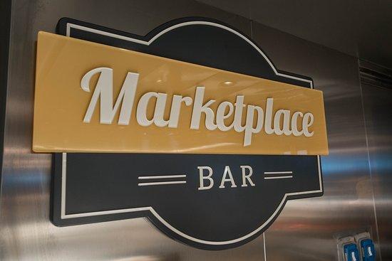Marketplace Bar on MSC Seaside