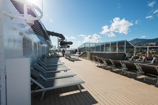 Top 19 Exclusive Solarium on MSC Seaside