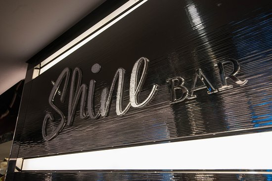Shine Bar on MSC Seaside