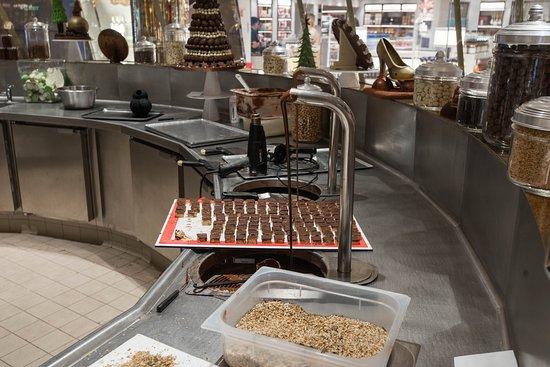 Venchi Cioccogelateria & Coffee Bar on MSC Seaside