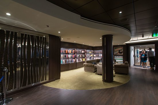 The Library on MSC Seaside