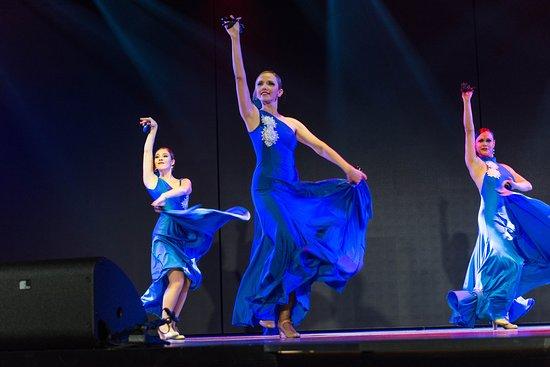 Flamenco Show at Metropolitan Theater on MSC Seaside