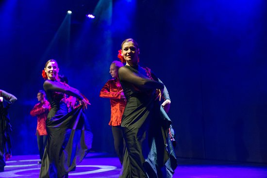 Flamenco Show at Metropolitan Theater on MSC Seaside