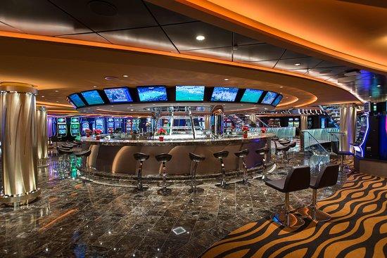 Miami Casino on MSC Seaside