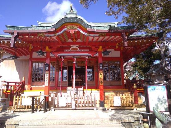 Tsunashiki Temmangu Shrine