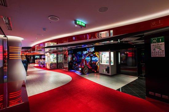 Virtual Games Arcade & Bowling on MSC Seaside