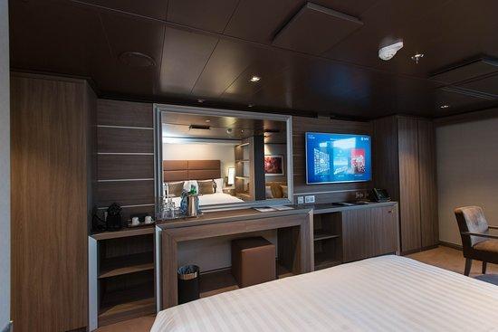 MSC Yacht Club Deluxe Suite on MSC Seaside