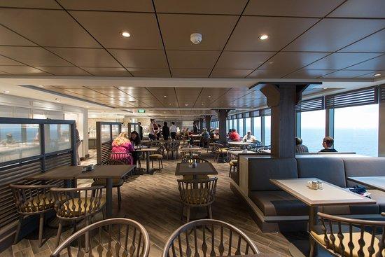 Biscayne Bay Restaurant & Buffet on MSC Seaside