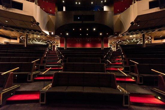 Mainstage Theater on Westerdam