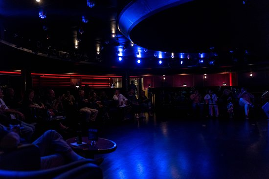 B.B. King's Blues Club in the Queen's Lounge on Westerdam