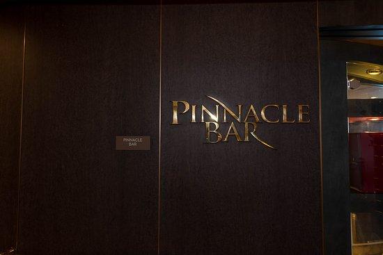 Pinnacle Bar on Westerdam