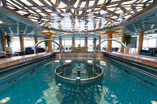 Hydro Pool on Westerdam