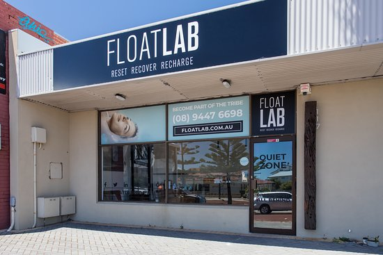 North Beach, Австралия: Shop front