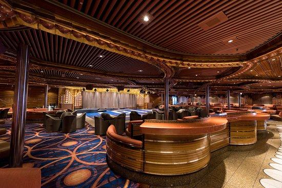 Cole Porter Aft Lounge on Carnival Elation